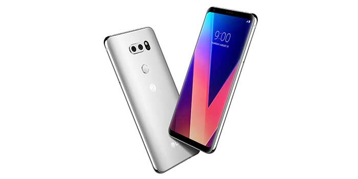 LG V30 diseno