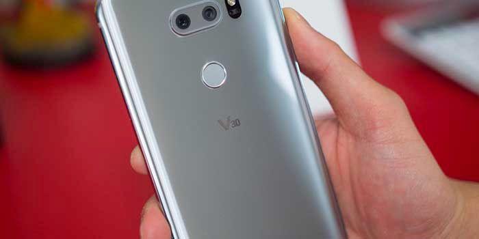 LG V30 foto real