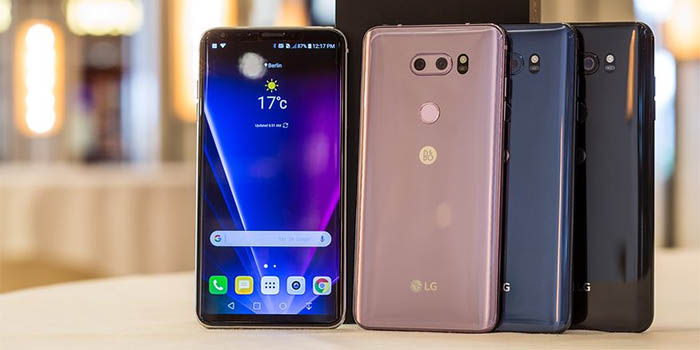 LG V30 llega a europa