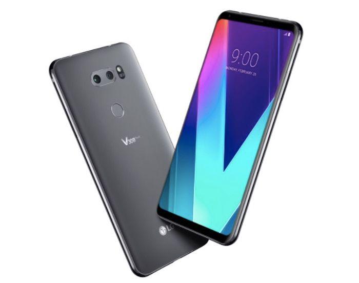 LG V30S Thinq gratis