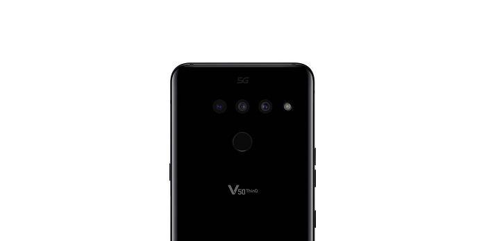 LG-V50-ThinQ Triple Cámara