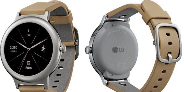 LG Watch Style fotos