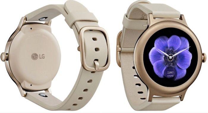 LG Watch Style imagenes diseno