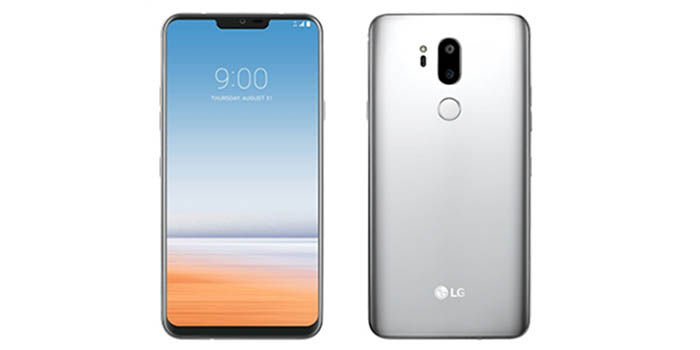 LG parecido al iPhone X