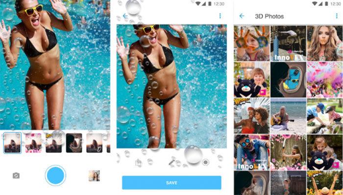 LUCIDPIX 3D Photo Generator para Android