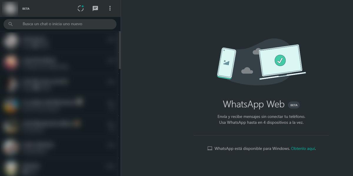 La función de recortar, rotar y añadir stickerse, emojis y texto a cualquier imagen llega a WhatsApp Web