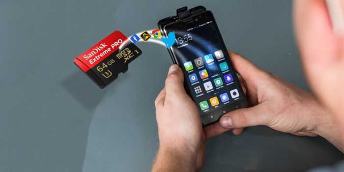 La mejor aplicacion para mover apps a microSD
