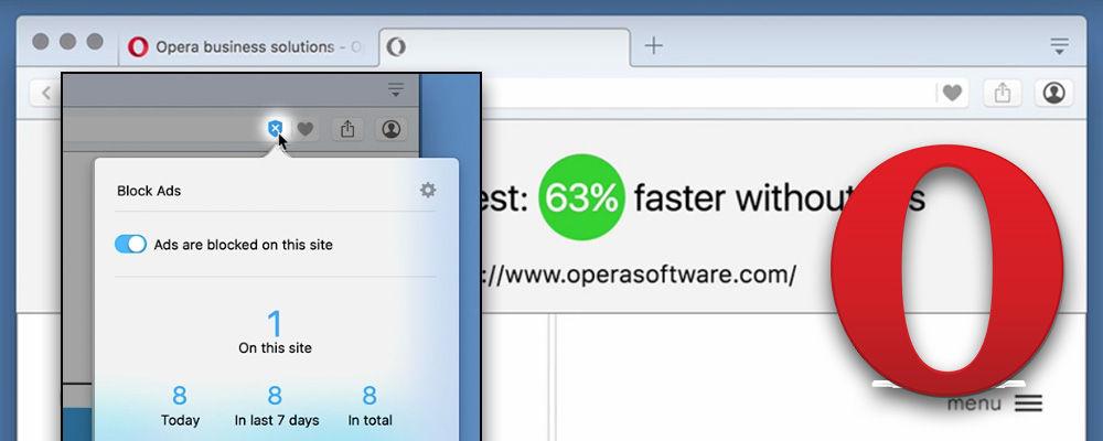 La mejor opción es el anti-adblock incorporado en el browser Opera