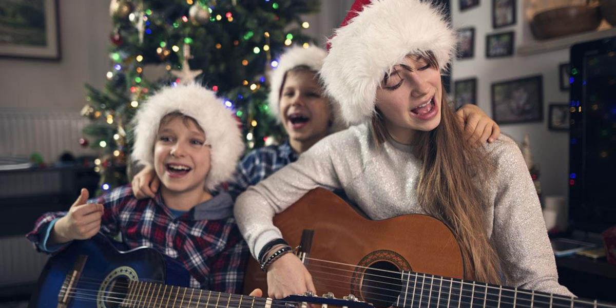 La mejor pagina para encontrar villancicos de Navidad