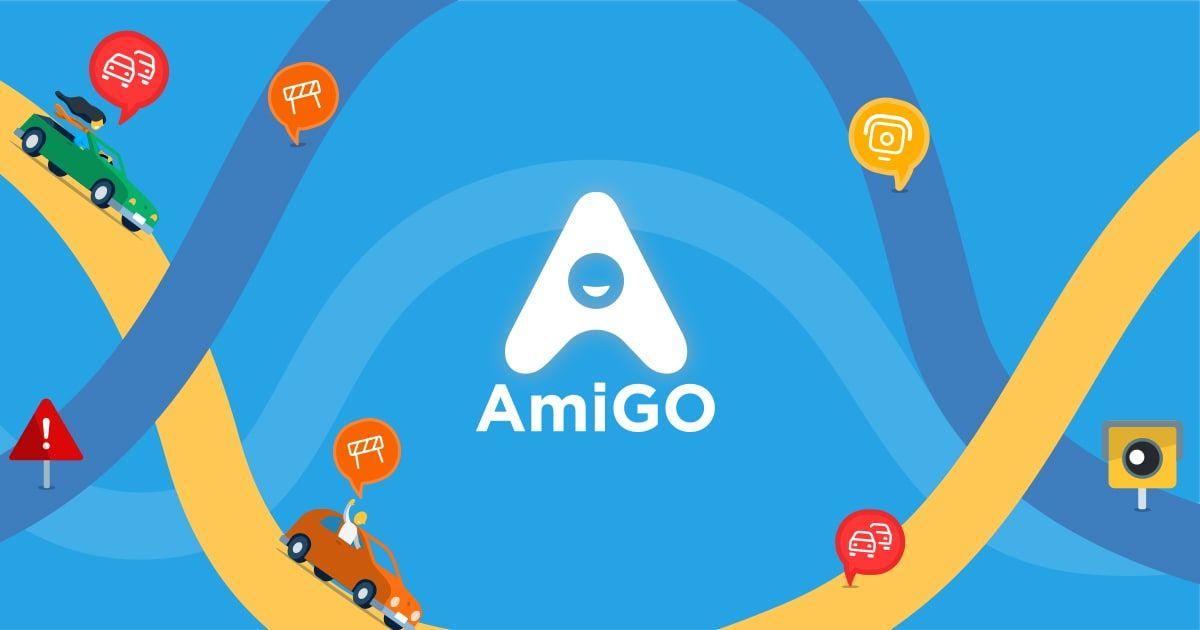 La nueva actualización del navegador AmiGo de TomTom te permite ampliar y mover el mapa en Android Auto