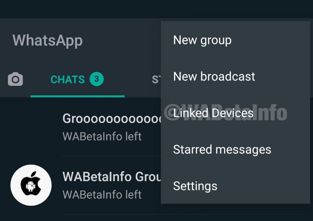 La version beta de WhatsApp ya permite usar una cuenta en varios moviles