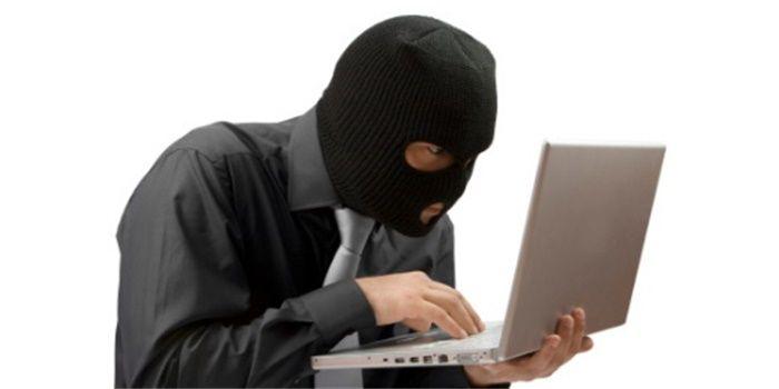 Ladrones en las redes sociales