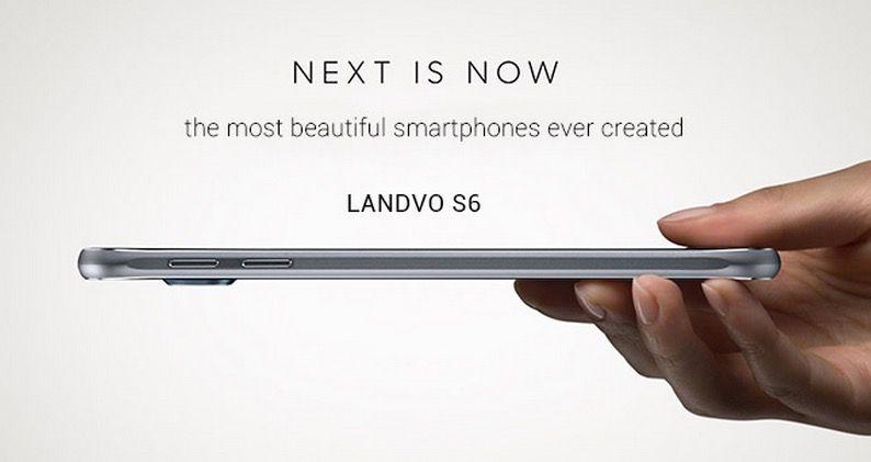 Landvo S6, clon barato del Galaxy S6