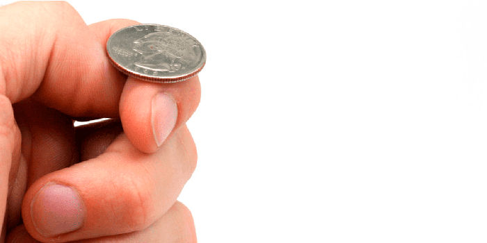 Lanza una moneda Google Home
