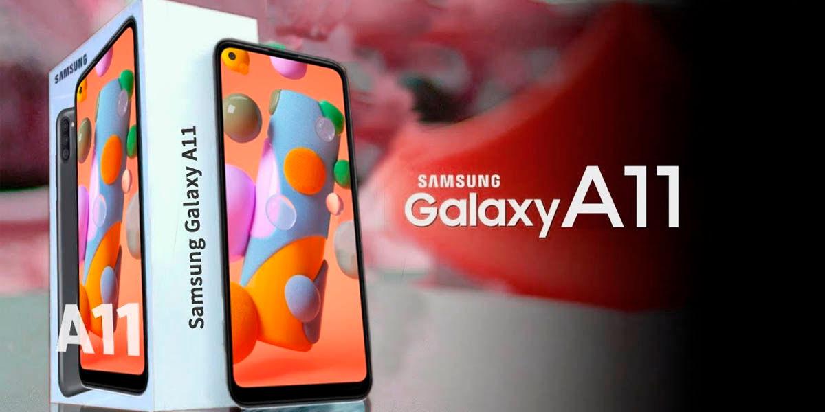 Lanzamiento Samsung Galaxy A11