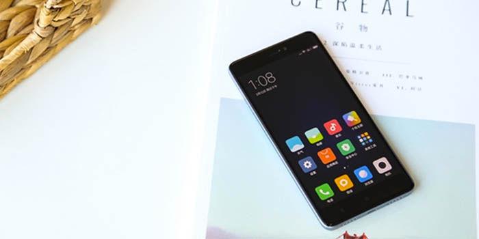 Lanzamiento Xiaomi RedMi Note 4X