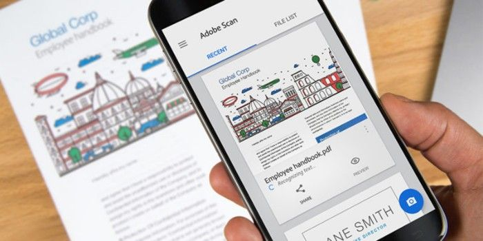 Las 5 Mejores apps Android para escanear documentos