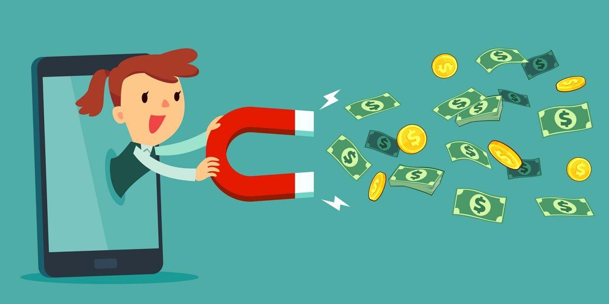Las 5 aplicaciones de movil que mas dinero ingresaron en junio de 2020