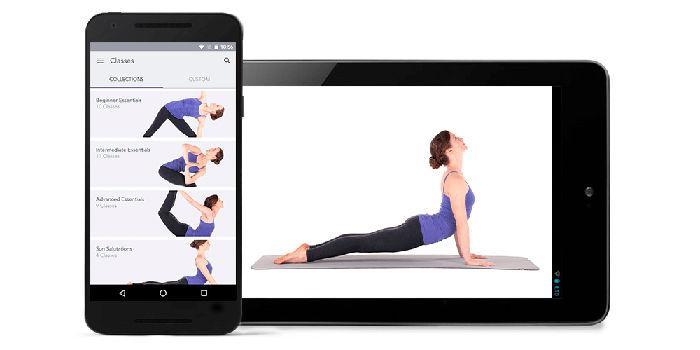 Las 5 mejores aplicaciones de Yoga para Android