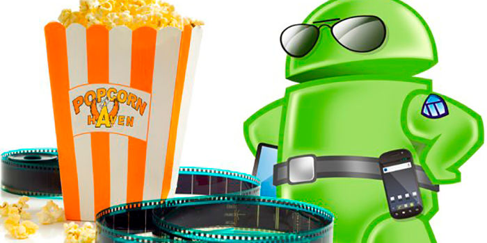 Las 5 mejores aplicaciones para alquilar peliculas en Android