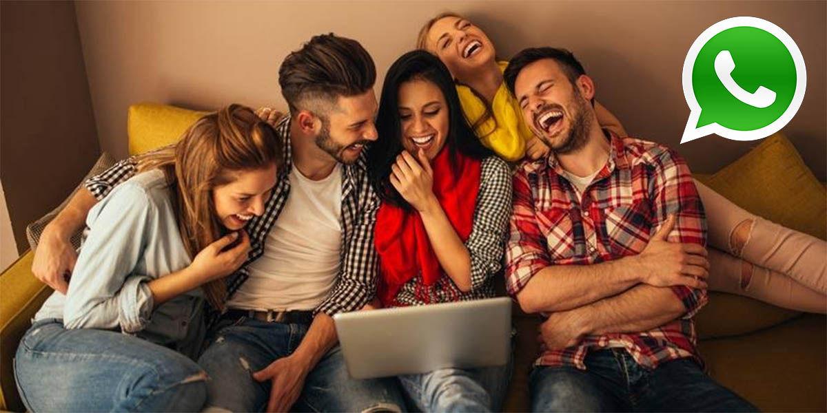 Las 5 mejores webs de chistes para WhatsApp