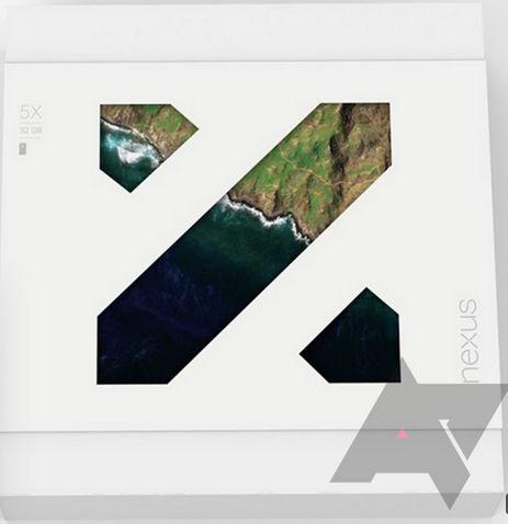 Las cajas del Nexus 5X y Nexus 6P al descubierto