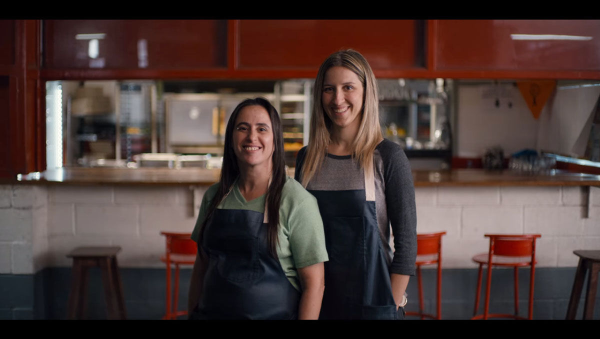 Las chicas de la 3 Street Food Latinoamerica