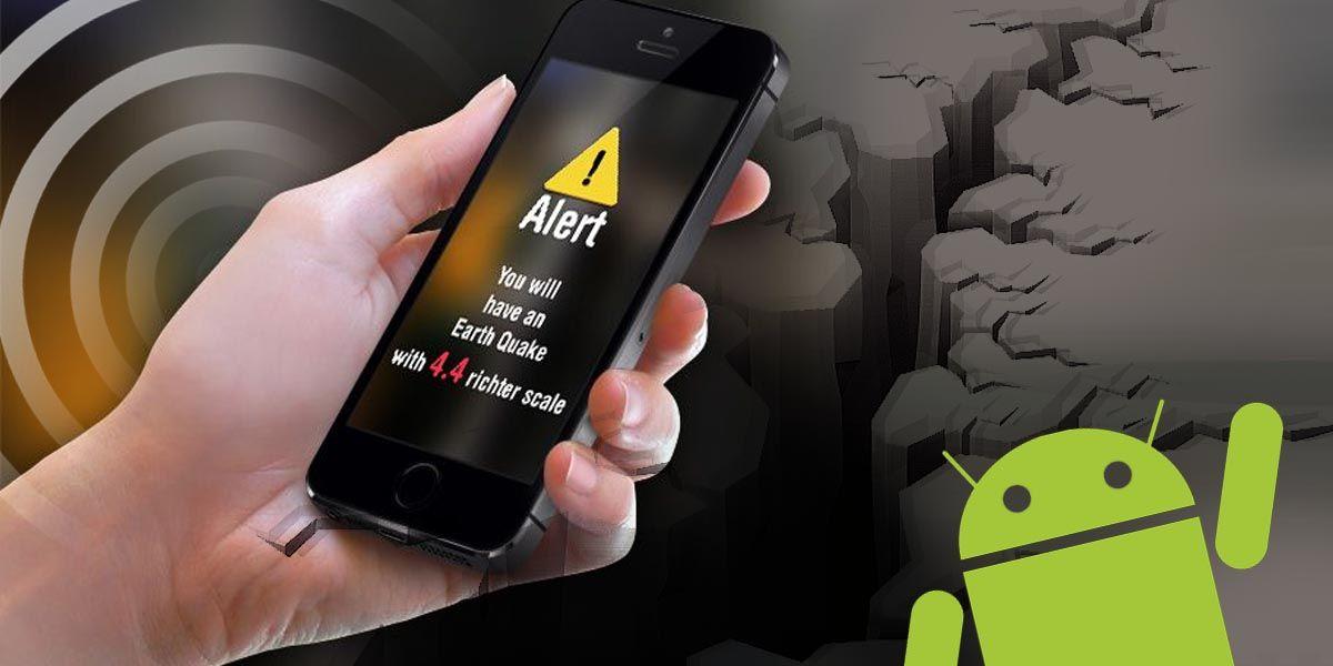 Las mejores aplicaciones de Android para detectar seísmos, temblores y terremotos