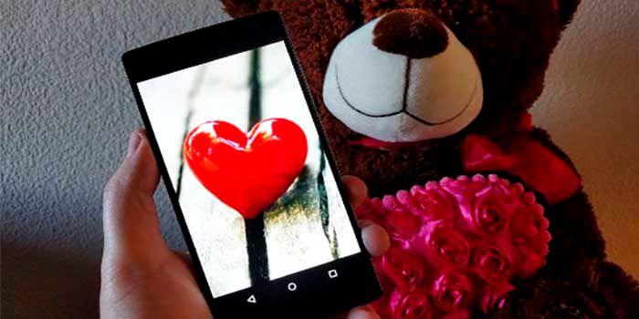 Las mejores aplicaciones de San Valentin para Android