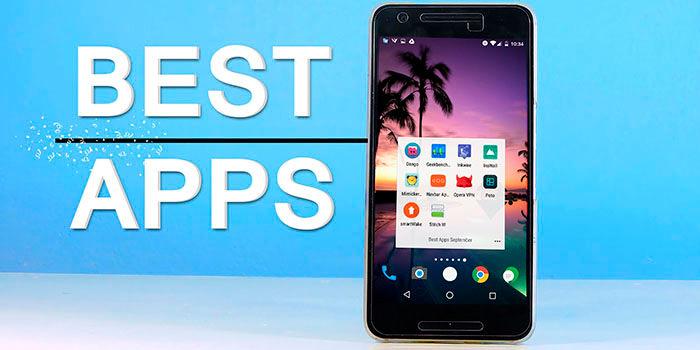 Las mejores aplicaciones de septiembre para Android