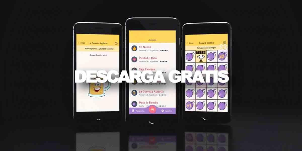 Las mejores apps de Android para beber. Game of Shots