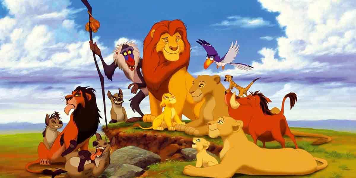 Las mejores películas originales Disney Plus El Rey León