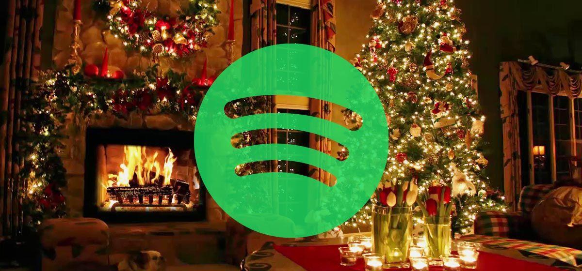 Las mejores playlist de Spotify para escuchar estas Navidades 2019
