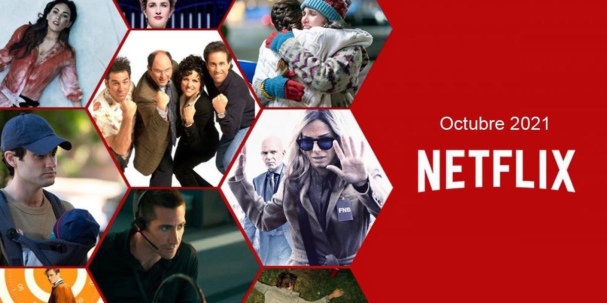 Las novedades de Netflix para el mes de Hallowen este octubre de 2021