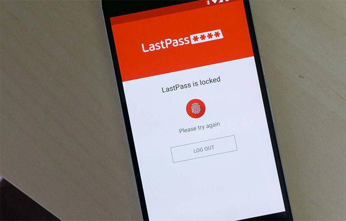 LastPass para Android