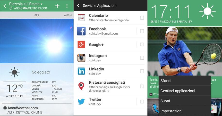 Launcher de HTC en cualquier Android