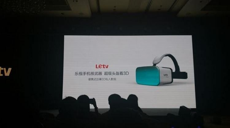 LeTV Pro Helmet