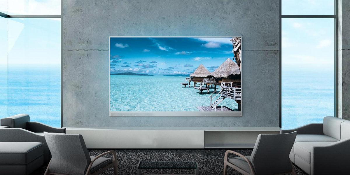 LeTV Zero65 Pro smart tv