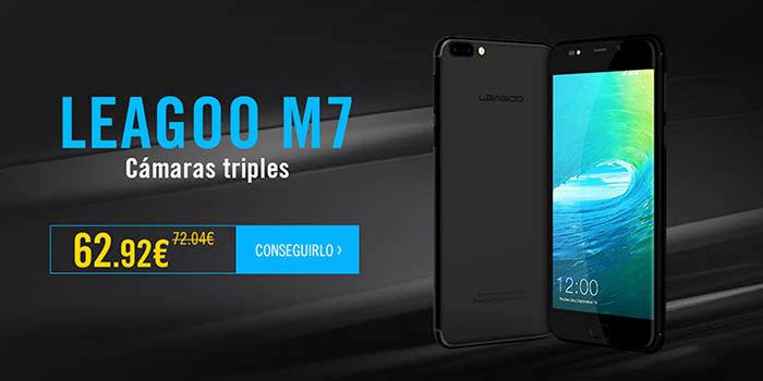 Leagoo M7 62 euros igogo