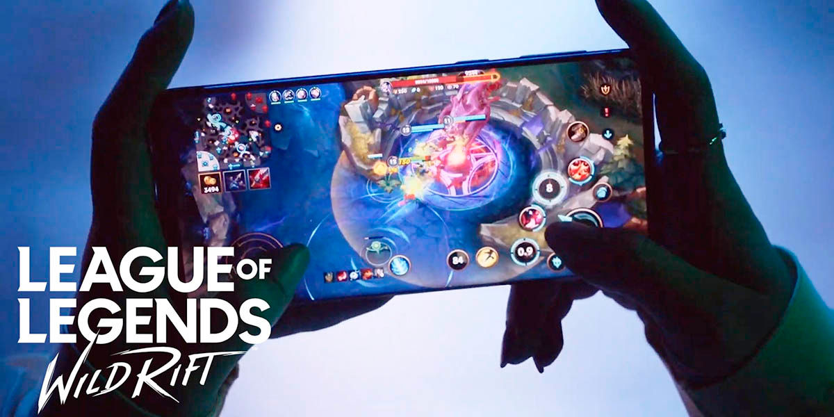 League of Legends Wild Rift no funciona Android