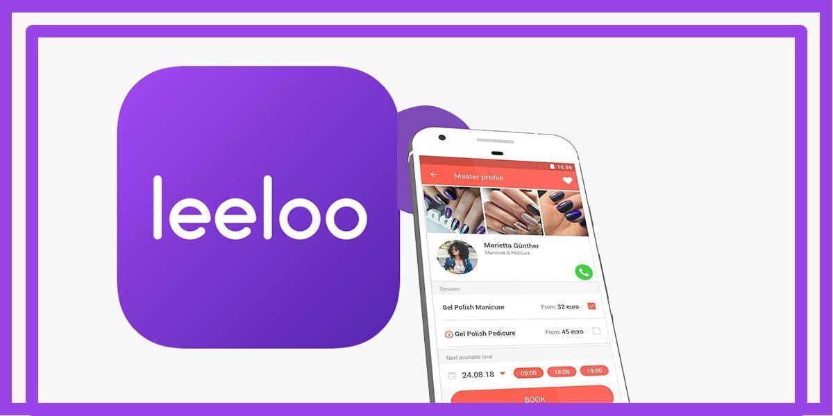 Leeloo app para citas de peluquería