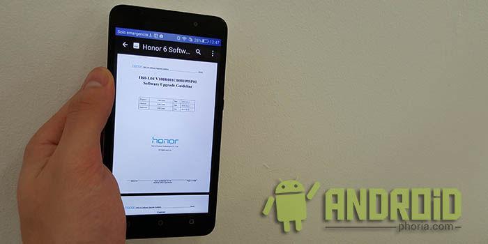Leer PDF en Android