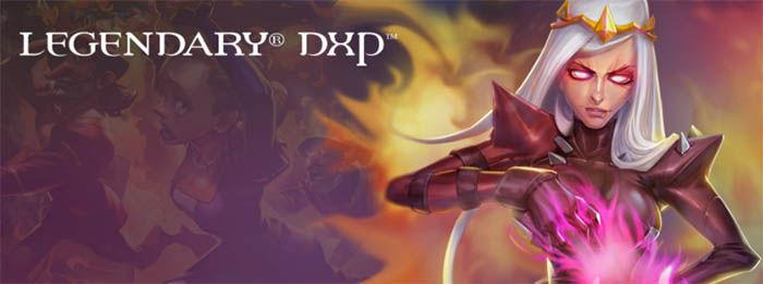 Legendary DXP version digital
