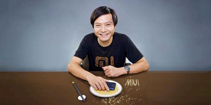 Lei Jun CEO de Xiaomi
