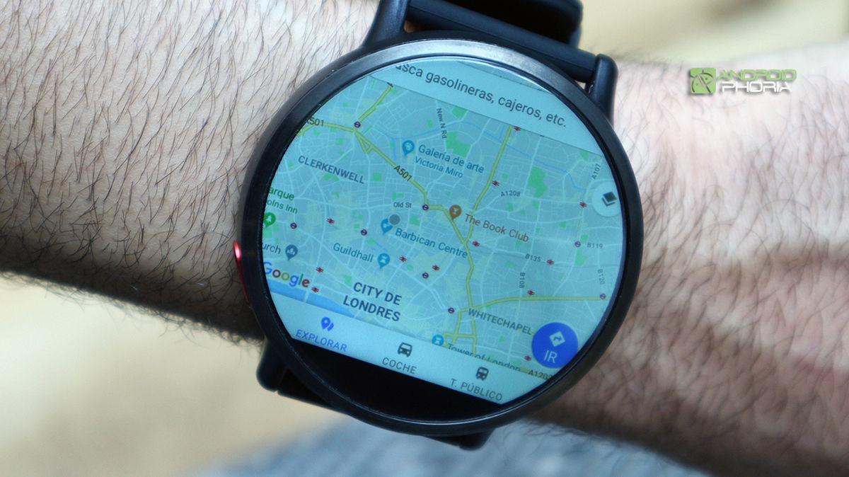 Lemfo Lemx con Google Maps