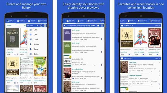 Librera para Android