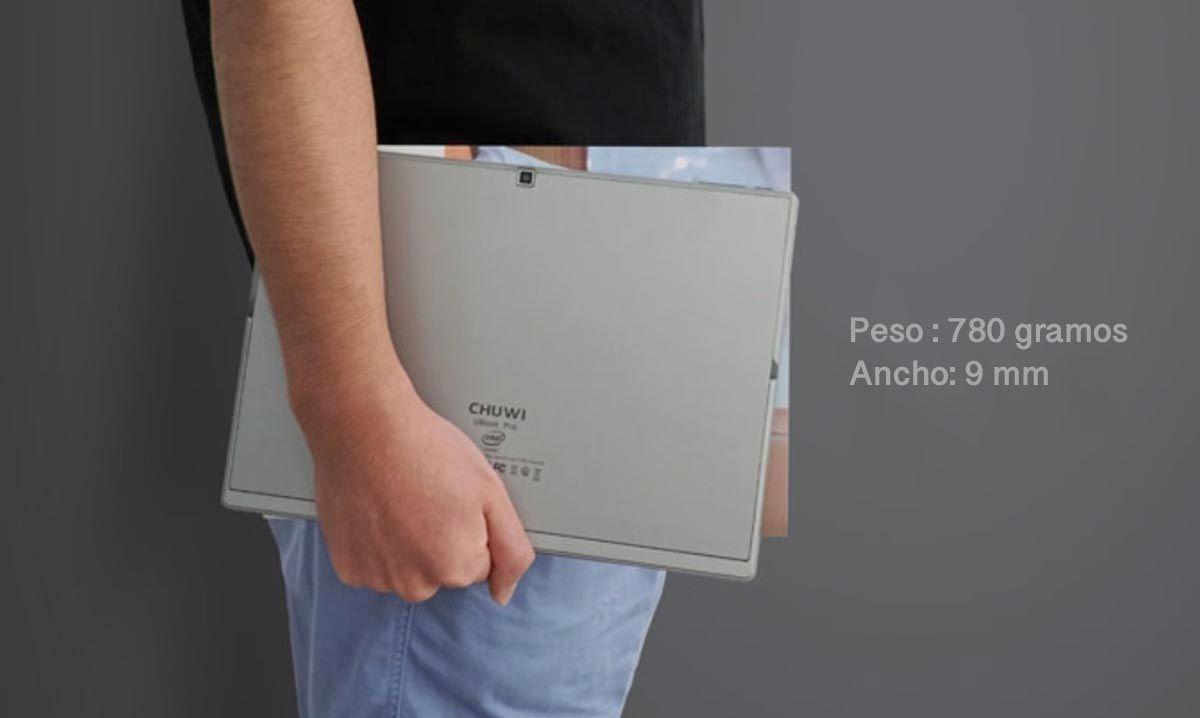 Ligero Chuwi UBook Pro
