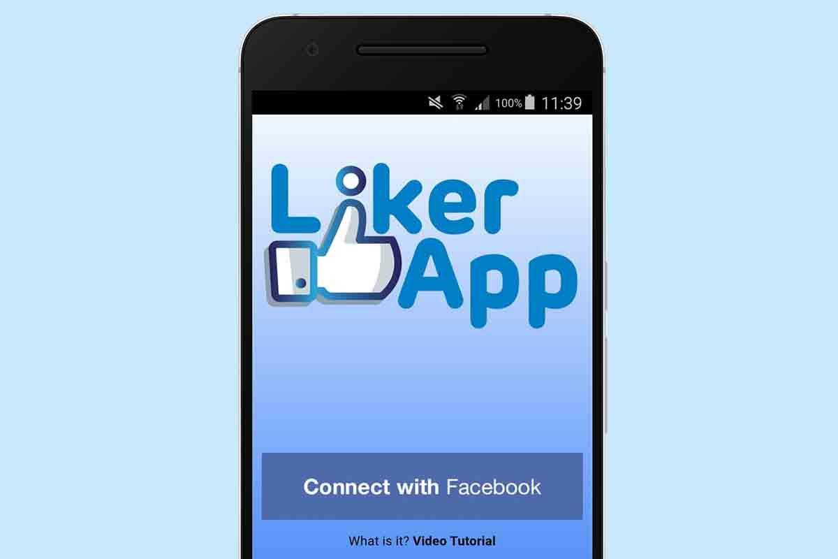 LikerApp la app para ganar Me Gusta en Facebook