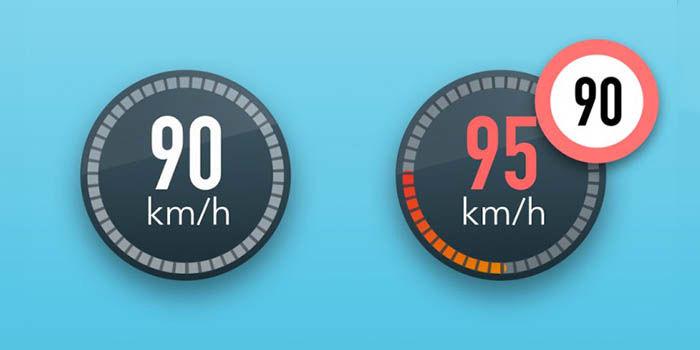 Limite de velocidad WAZE