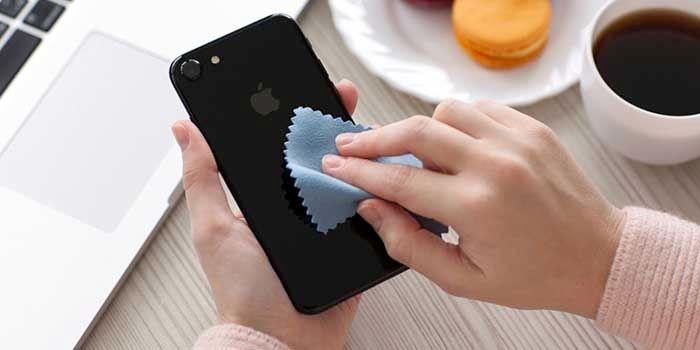 Limpiar dispositivo